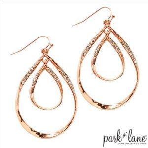 Park Lane Rose Gold Earrings